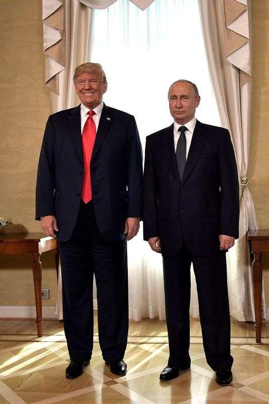 Как в мире отреагировали на встречу Путина и Трампа