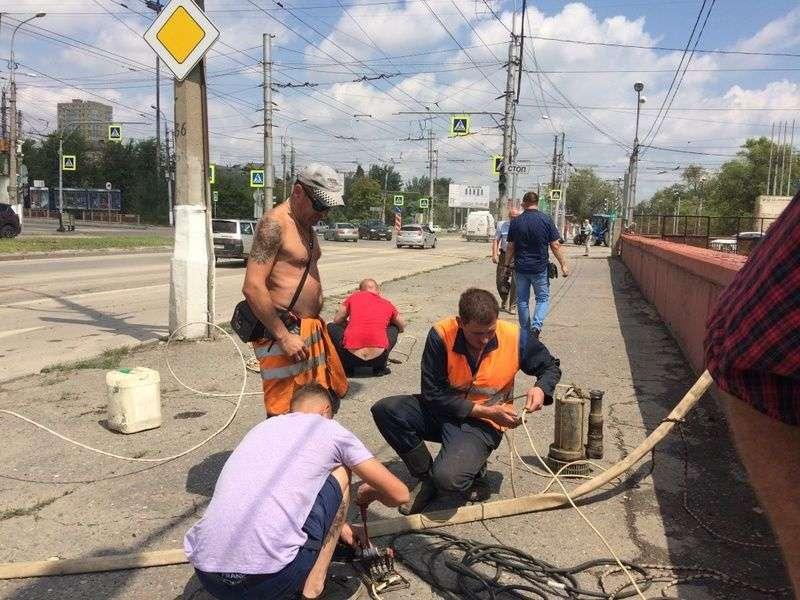 В Волгограде маршрут СТ работает в штатном режиме