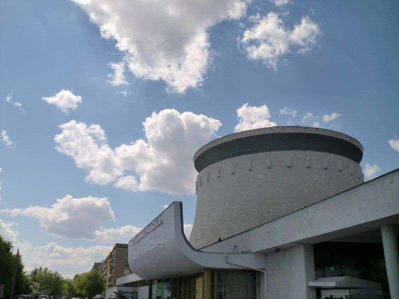 Волгоградский музей-панорама – № 1 в стране среди построек советской архитектуры