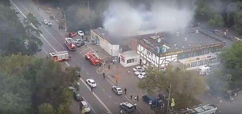 В Москве прогремел взрыв: есть пострадавшие