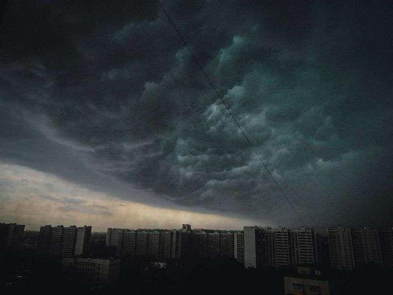 В Волгограде усилятся дожди
