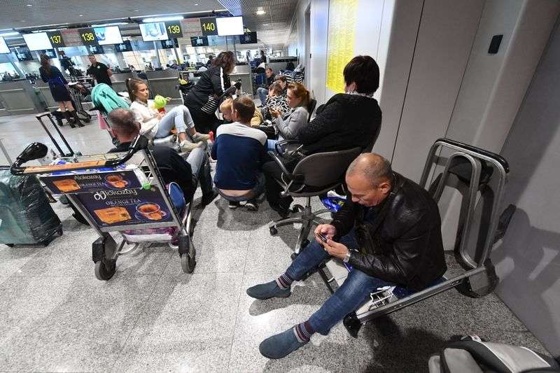 «Аэрофлот» рассказал, что будет с багажом из Шереметьево