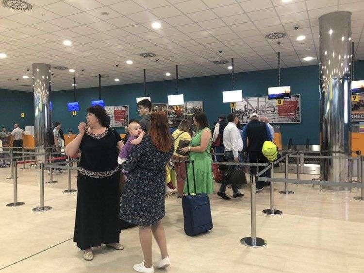 Волгоградский аэропорт доделают к концу 2019 года