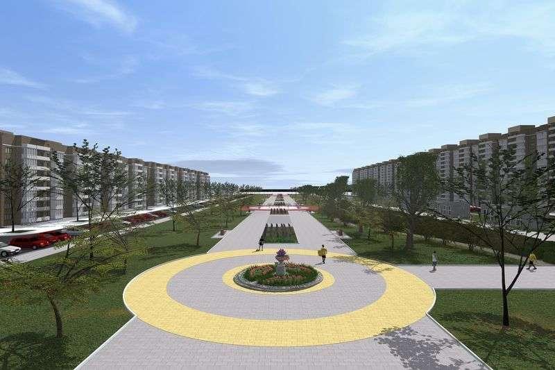 Стартовала реконструкция парка «Юбилейный»