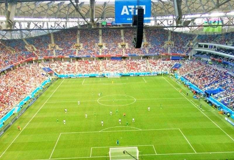 Волгоградские полицейские не дали египтянам опоздать на футбол