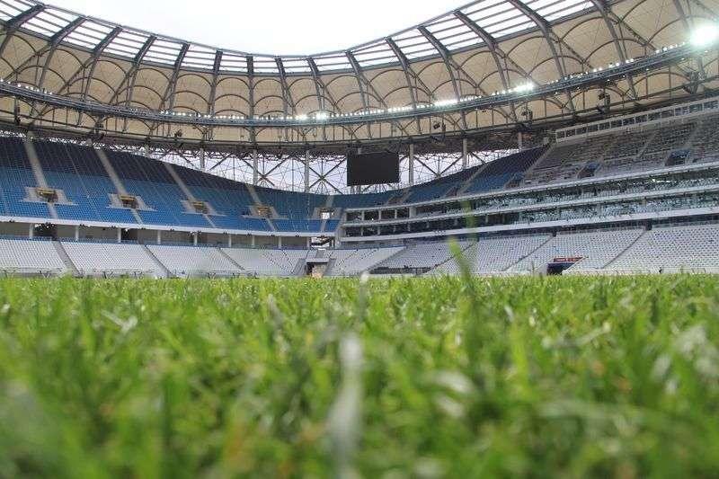 Волгоградский стадион станет третьей «Победой»