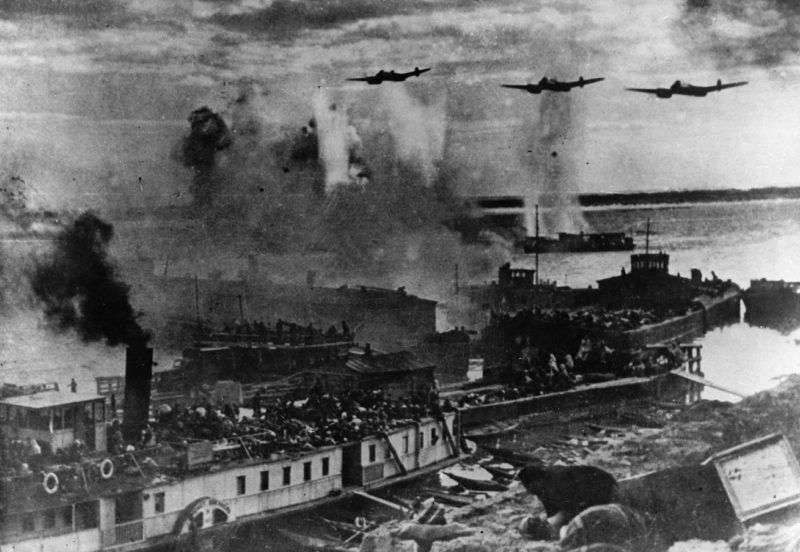Волгоградцы почтят память жертв бомбардировки Сталинграда