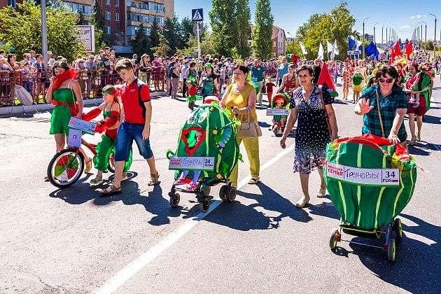 Камышин объявил о новом арбузном фестивале