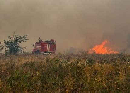 МЧС предупреждает о высокой пожароопасности в регионе