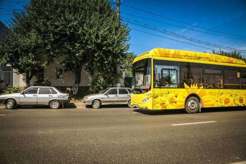 В Волгограде с 1 августа два автобуса будут ходить по новому маршруту