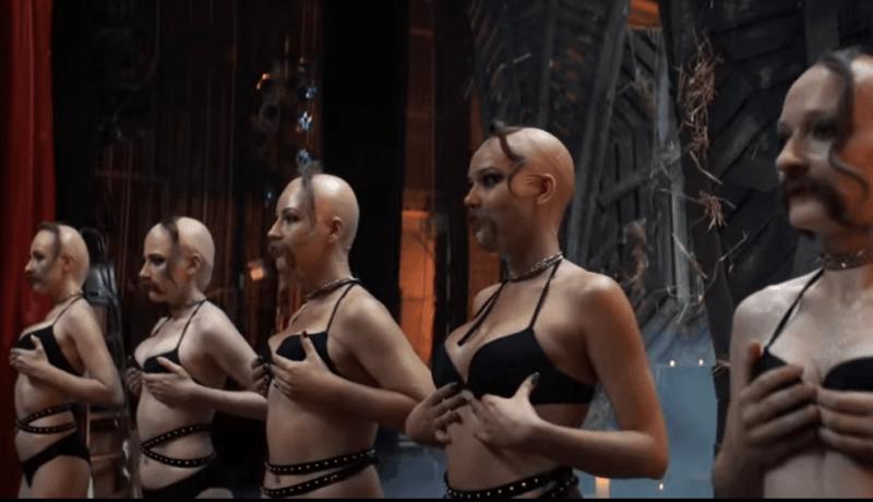 Группа «Ленинград» выпустила новый клип по мотивам «Страшной мести» Гоголя