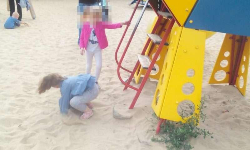 Федеральный канал показал две опасные детские площадки Волгограда