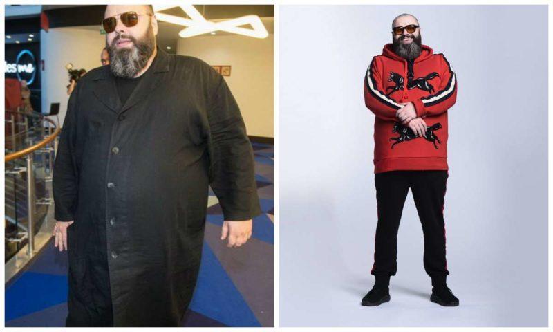 как похудел максим фадеев на 100 кг