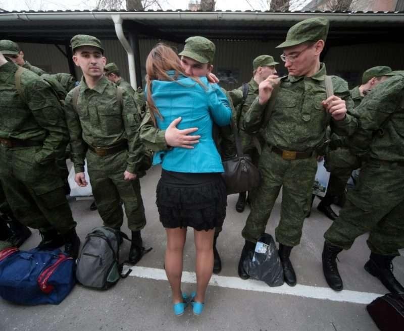 300 молодых волжан пополнят сухопутные войска