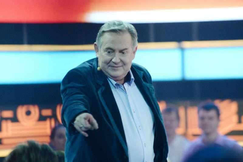 СМИ: Юрий Стоянов попал в больницу