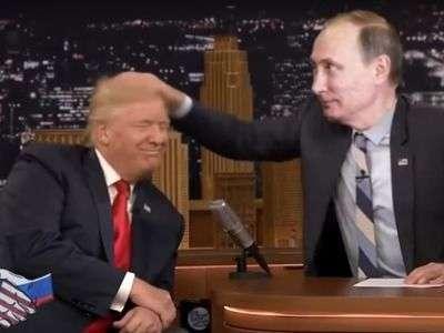 Владимир Путин обошел Дональда Трампа в рейтинге мирового доверия