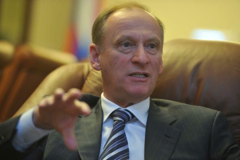 Патрушев назвал причину нападения на Керченский колледж