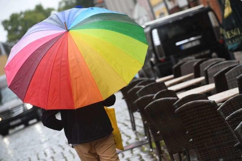 Волгоградцев предупредили о дожде и сильном ветре