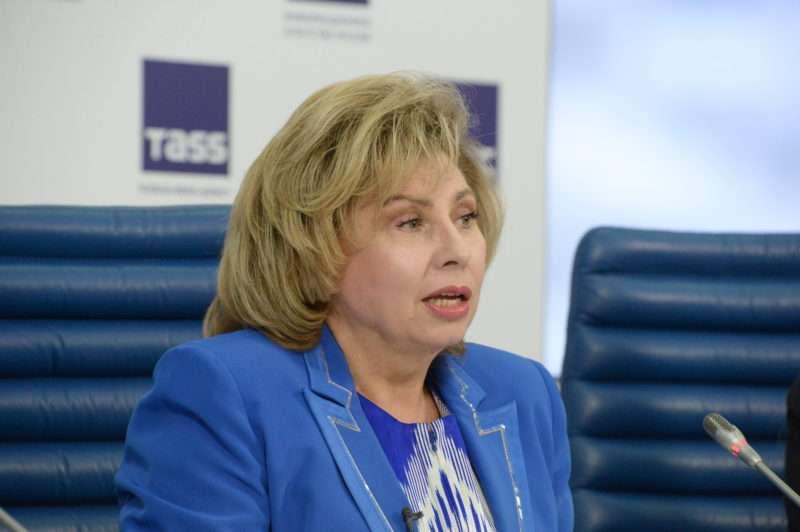 Татьяна Москалькова прибыла с трёхдневным визитом в Волгоградскую область