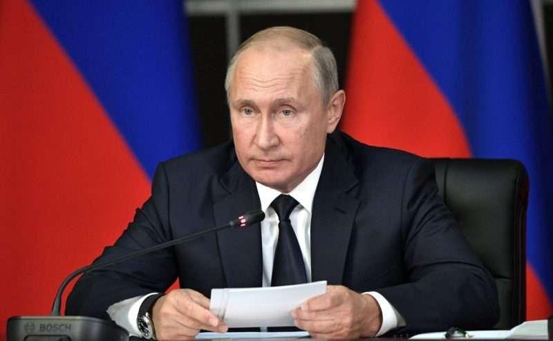 Путин назвал Скрипаля предателем
