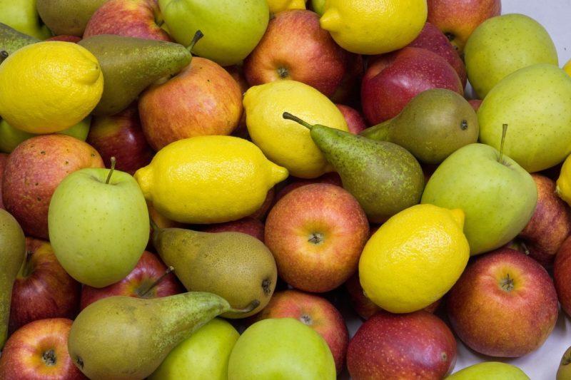 Как укрепить иммунитет  фруктами, овощами и ягодами