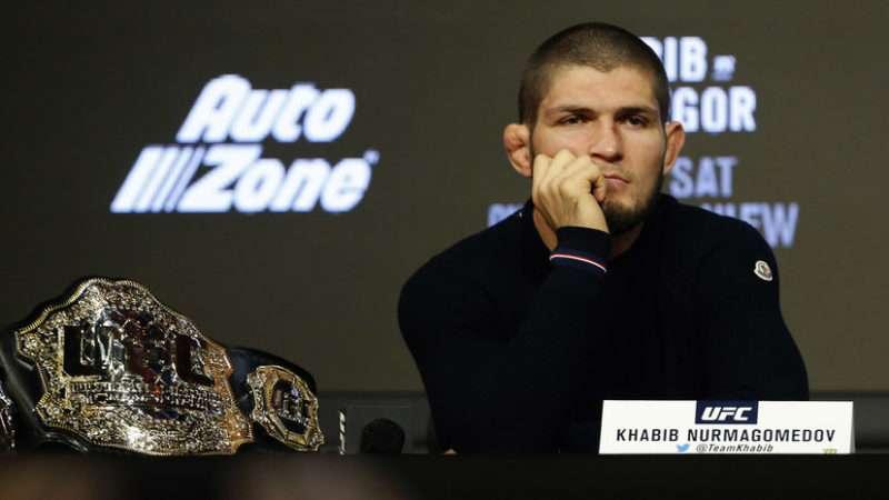 Хабиб пошутил в Инстаграм про машину главы UFC