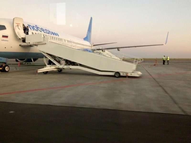 Авиакомпанию «Победа» накажут за задержку рейсов в свой день рождения