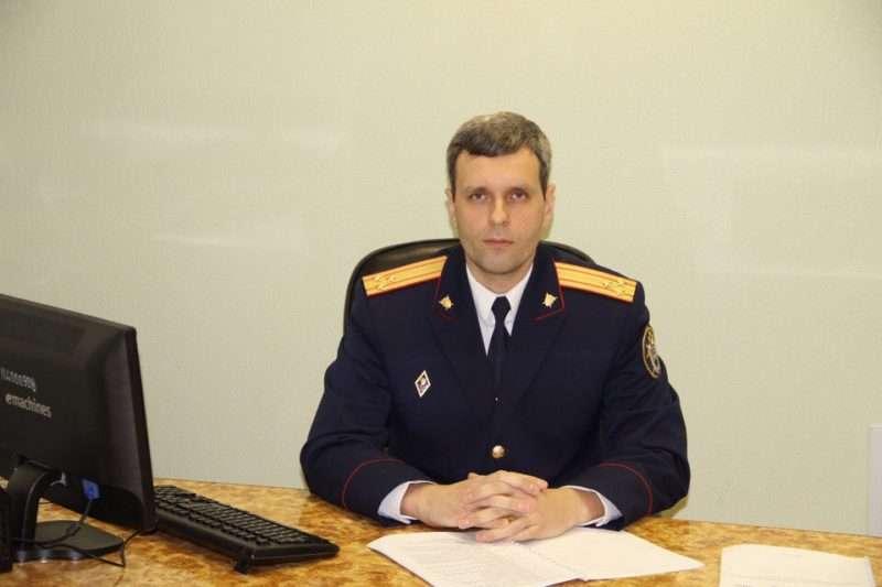 Следователь из Волгограда стал главой СКР по Амурской области