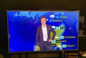 Прогноз погоды по суставам подружек: Ургант высмеял новую работу Шаляпина