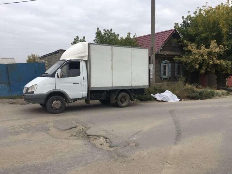 В Кировском районе покатившийся грузовик раздавил водителя