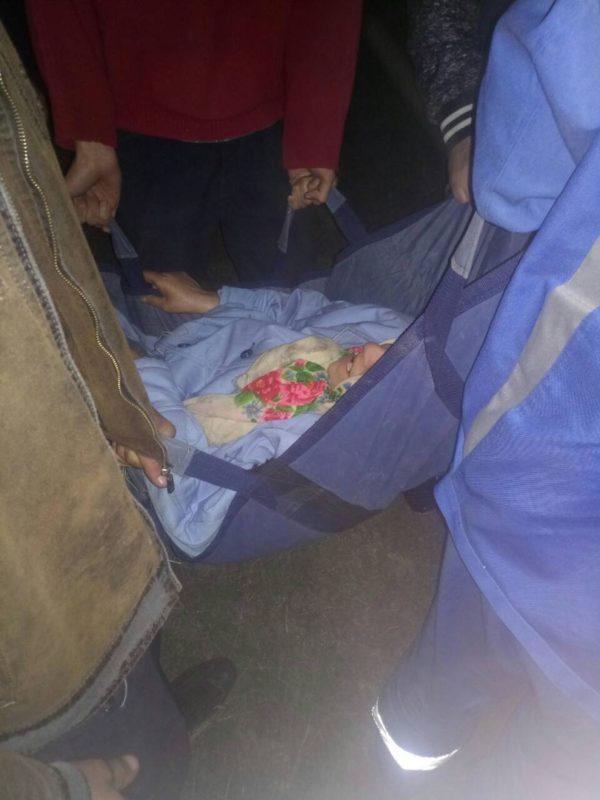 Упавшая пенсионерка три дня пролежала в овраге, пока её искали полиция и родственники