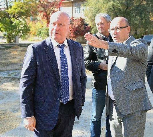 Волгоградские квартиры начнут топить с первыми холодами — Виталий Лихачев