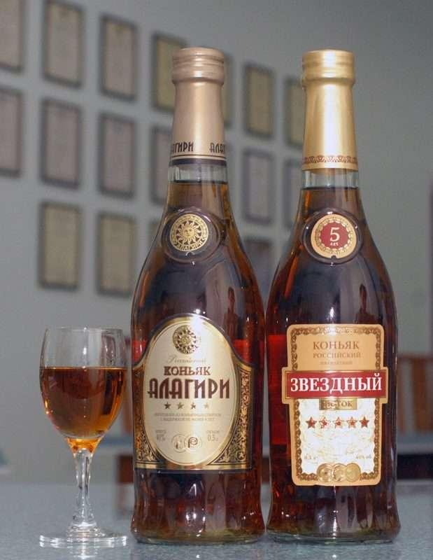 В России могут увеличить минимальные цены на коньяк и бренди