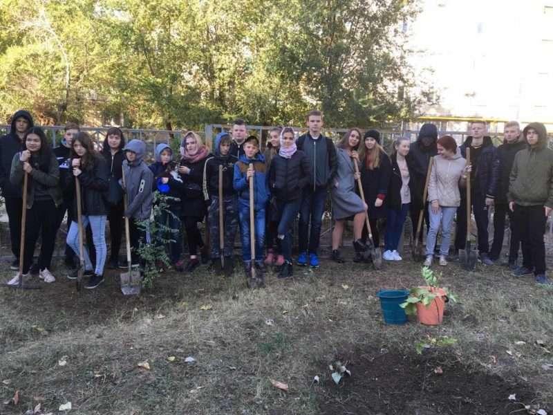 Дети из Германии вместе с волгоградскими учениками провели уникальное мероприятие