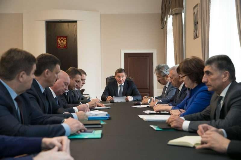 Андрей Бочаров предложил изменения в Социальный кодекс Волгоградской области