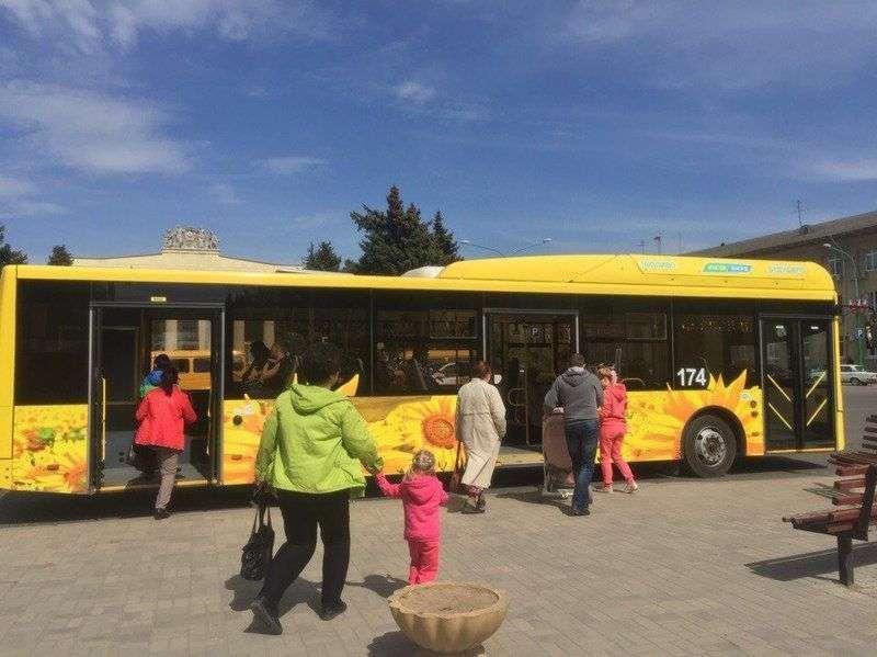 Межрегиональные и городские автобусы могут подключить к системе «Платон»