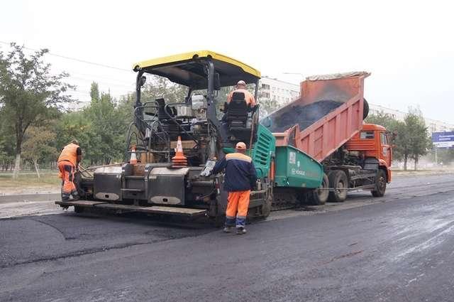 В Волгограде завершается ремонт проезда по улице Николая Отрады