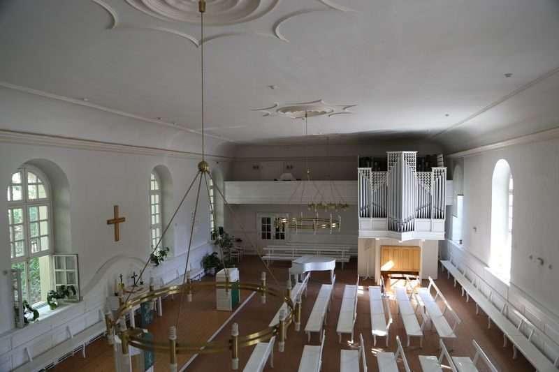 В музее «Старая Сарепта» начинается органный сезон