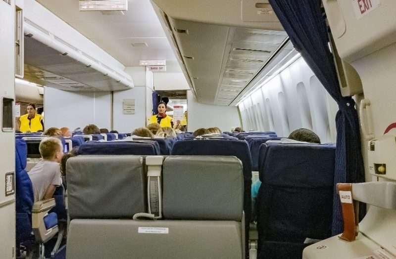 Генпрокуратура поддержала законопроект о штрафах для авиакомпаний за овербукинг