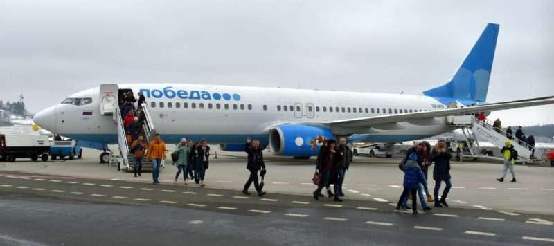 Работой авиакомпании «Победа» недовольны жители Волгограда