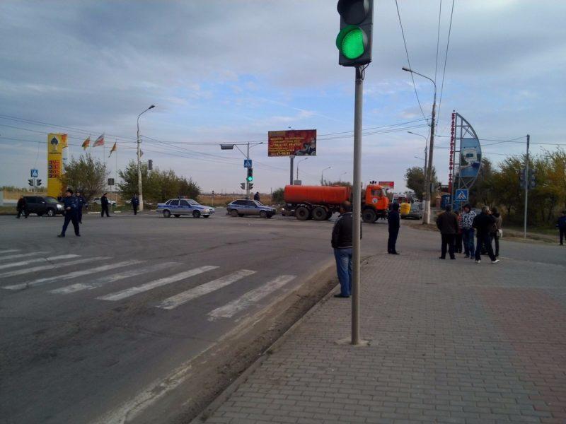 В Волгограде перекроют движение транспорта на проспекте Ленина