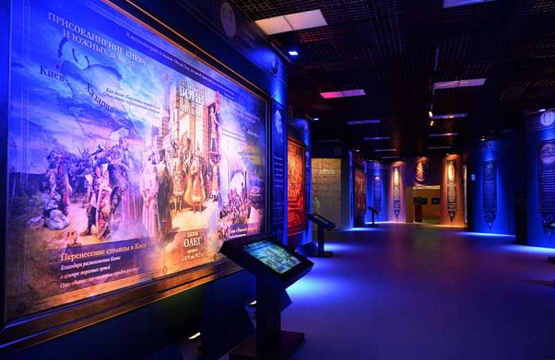 В донской столице открылся свой музей «Россия – моя история»