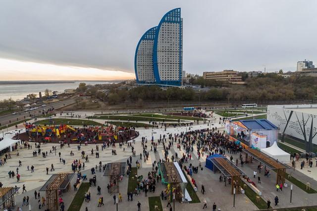 В День народного единства волгоградцев ждут конкурсы, концерты и фестивали