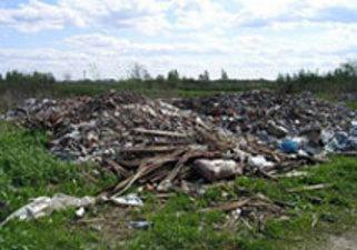 За гектары травы и мусора в Городищенском районе назначили штраф 20 тысяч рублей