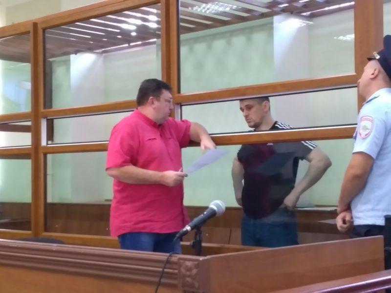 В Волгограде арестовали машины Александра Геберта