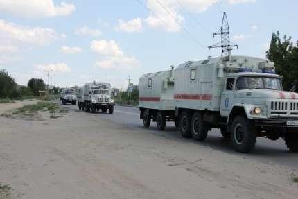 Регион принимает участие в общероссийской тренировке по гражданской обороне