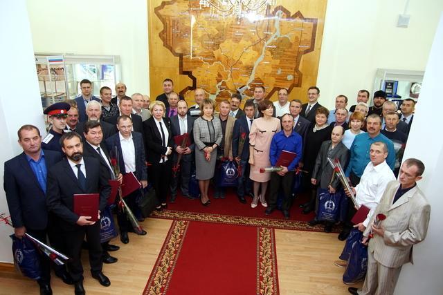 В региональном парламенте похвалили отцов 154 детей