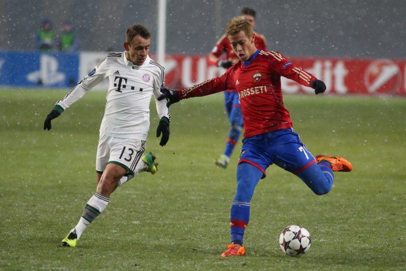 Футболиста «Баварии» раскритиковали за костюм террориста на Хэллоуине