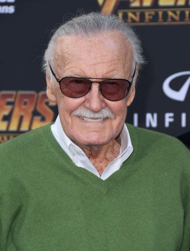 На 96-м году жизни умер автор комиксов Marvel Стэн Ли