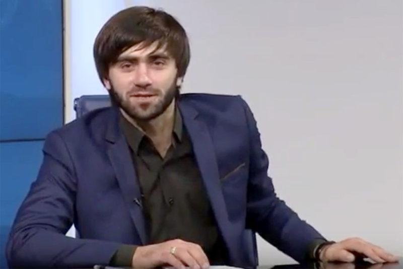 В Назрани погиб известный телеведущий Руслан Чахкиев